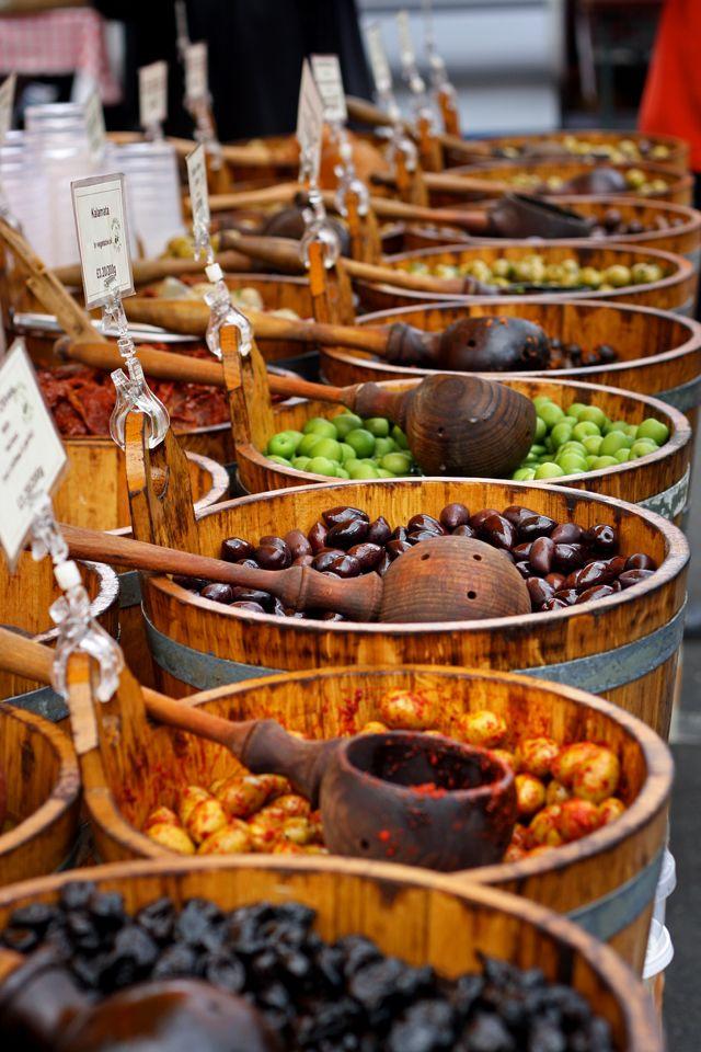 Olives/ Italian Market