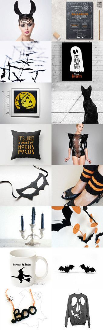 Trick or Treat by Vicky on Etsy--Pinned with TreasuryPin.com