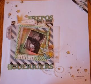 Asokascrapper - Méga-crop octobre 2013 - Art du Scrapbooking