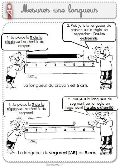 mesurer une longueur