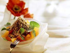 Buchweizengrütze mit Früchten ist ein Rezept mit frischen Zutaten aus der Kategorie Südfrucht. Probieren Sie dieses und weitere Rezepte von EAT SMARTER!