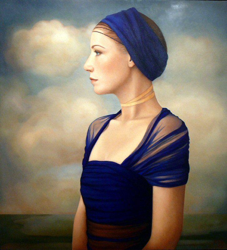 Эллен Де Гроот (Ellen de Groot) - художница из Нидерландов, представитель современной голландской реалистичной живописи