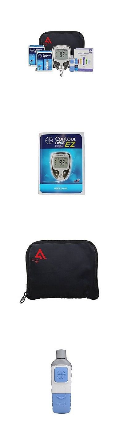 Monitoring Kits: Active1st Bayer Contour Diabetes Testing Kit 100 Test Strips Blood Glucose Meter -> BUY IT NOW ONLY: $96.25 on eBay!