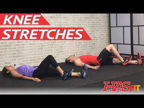 17 Min Knee Stretches - Knee Exercises for Knee Pain Relief - Knee Stretch Mobility - Injury Rehab - YouTube