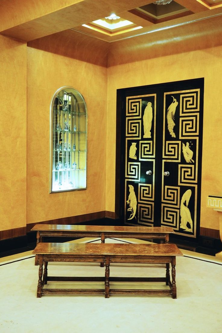 A LESSON IN ART DECO INTERIORS AT