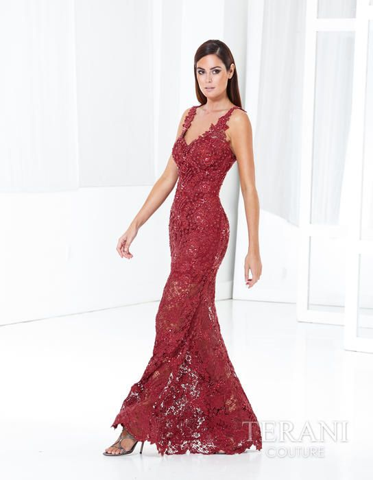 306cc772fd2 Terani Evenings E3789 Terani Couture Evening Prom and Evening ...