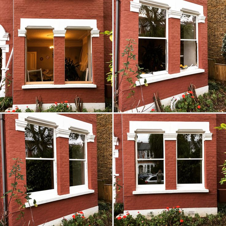 Our sash window draught proofing system will stop draughts, noise and rattles from your #sashwindows in London
