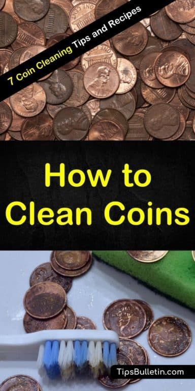 How to Clean Coins – 7 Coin Cleaning Tips and Recipes How to Clean…