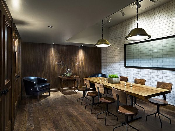 Atera Restaurant // Parts and Labor Design | Afflante.com