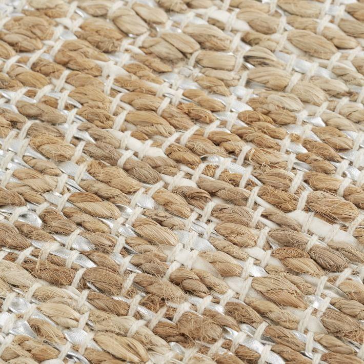 Sisal Rug Got Wet: Weaving: Overshot Etc