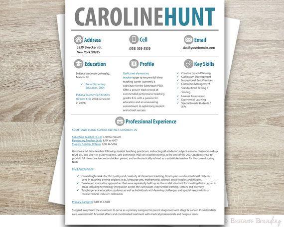 13 best CV Template images on Pinterest Resume, Resume templates - engineering cv template
