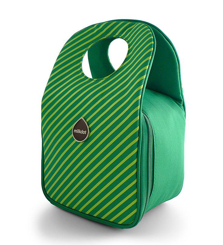 Stöh | Stripe Collection | green apple from milkdot