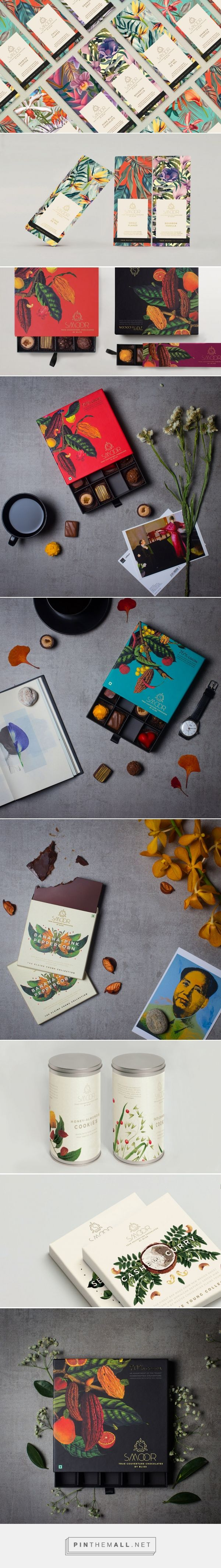 Bliss Chocolates — design by Bloombox Brand Engineers