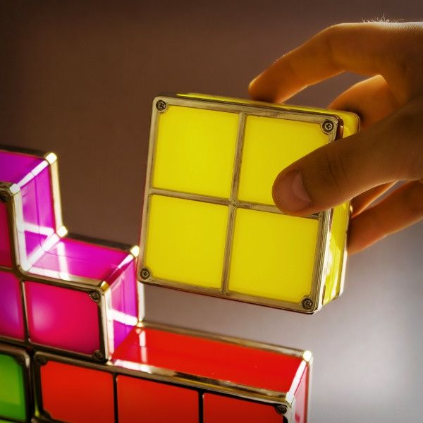 Tetris Light Tetromino Shape Set by Tetris