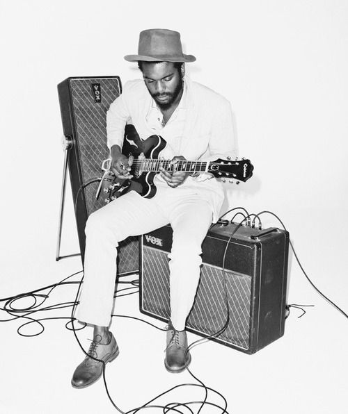 Latest obsession -gary clark jr.