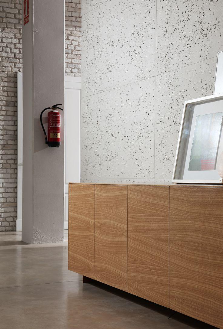 Principales 25 ideas incre bles sobre paredes de paneles - Muros sinteticos decorativos ...