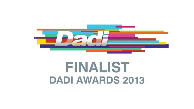 We've been nominated for a Dadi