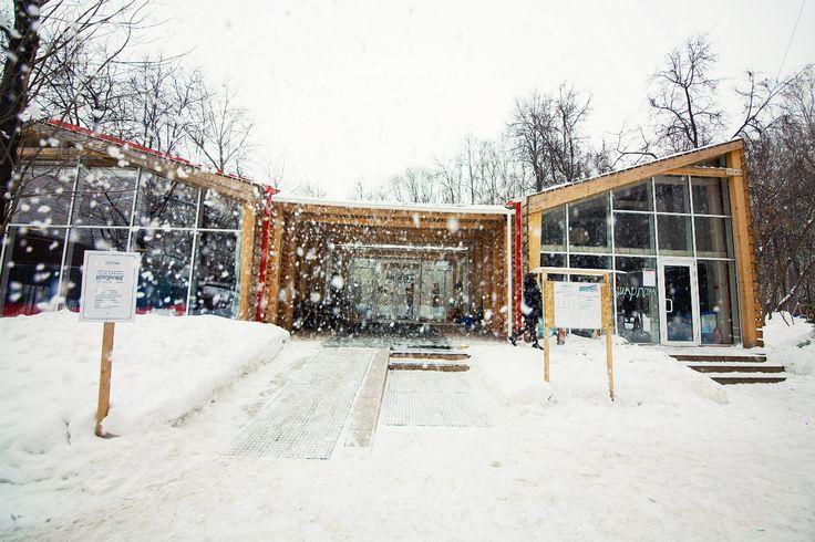 Рабочая Станция Парк Горького – 23 фотографии