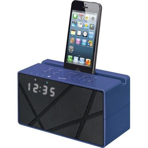 iLive - Home Audio Speaker System - Wireless Speaker(s) - Blue - Larger Front