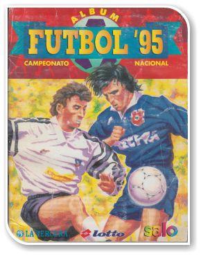 Album Futbol 95, Campeonato Nacional Chileno