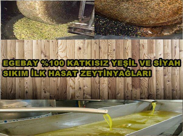 Egebay Zeytinyağları ve Doğal  Ürün  Pazarı  Ürünleri...