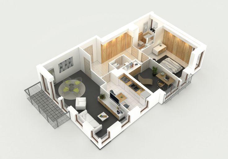 Isometric renderings. Check for more: http://www.proestate.pl/pl/artykul/adalberto/1490/1457.html
