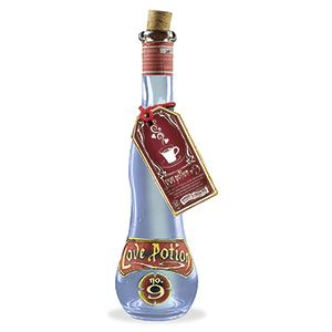 Magic Potion Bottle ( Love Potion No. 9) - Wonderfully weird bottles are great for everything from scent or bubble bath to olive oil and hot sauce. (Product Number HS900216) $4.98 CAD
