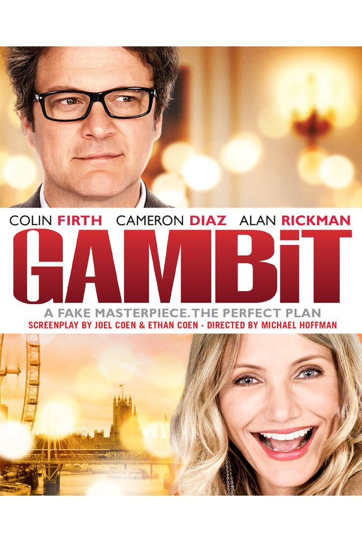 Gambit (2012) ... An art curator decides to seek revenge on his abusive boss by conning him into buying a fake Monet, but his plan requires the help of an eccentric and unpredictable Texas rodeo queen. (10-Jun-2015)