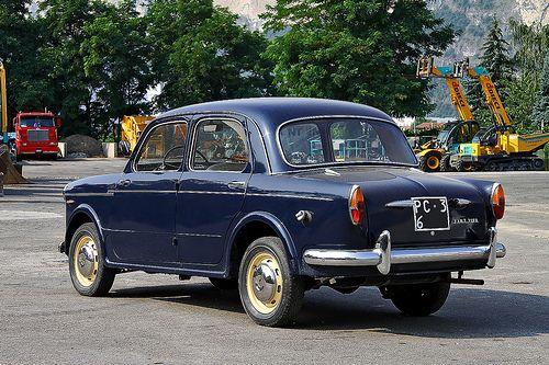 Fiat 1100 Export