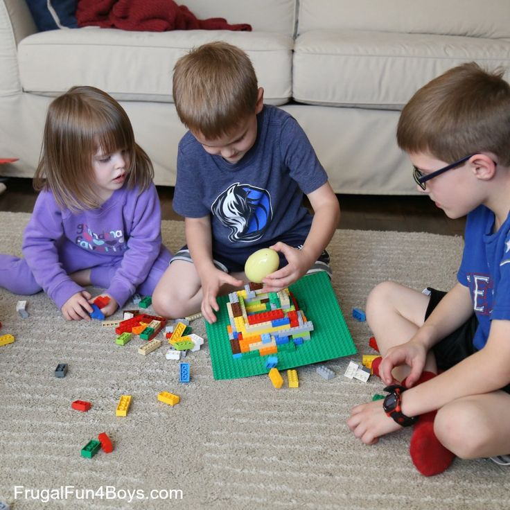 17 Best Ideas About Lego Party Games On Pinterest