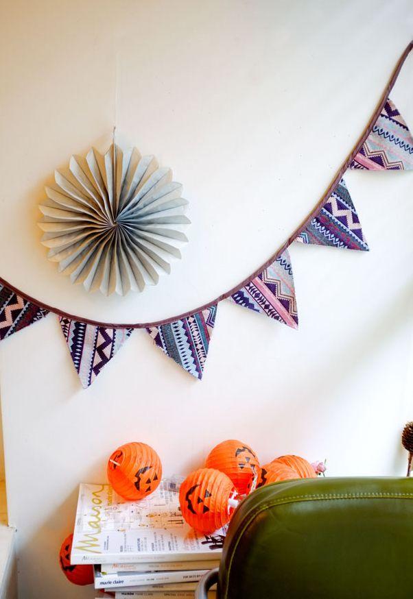 [바보사랑] 오키드 인디언 가랜드 /가랜드/캠핑/인디언/텐트/소풍/패브릭/플래그/홈데코/장식/파티/노르딕/북유럽/홈스타일링/Garland/camping/Indians/Tent/excursion/Fabric/flag/Home Décor/Decoration/party/Nordic