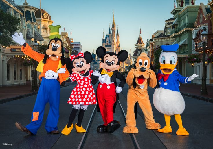 Viajando Disney