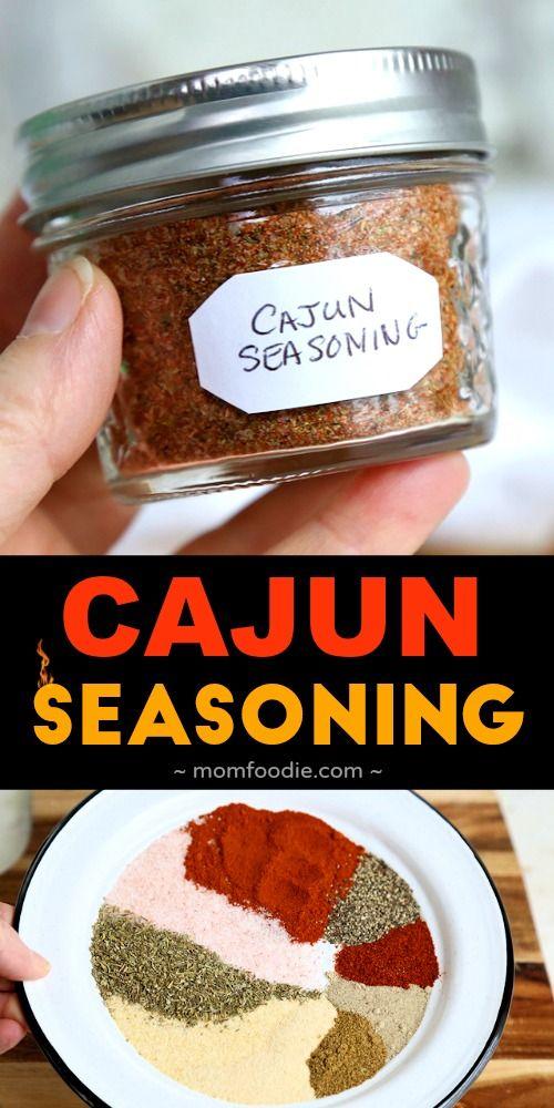 Cajun Seasoning Recipe How To Make Cajun Seasoning Spice