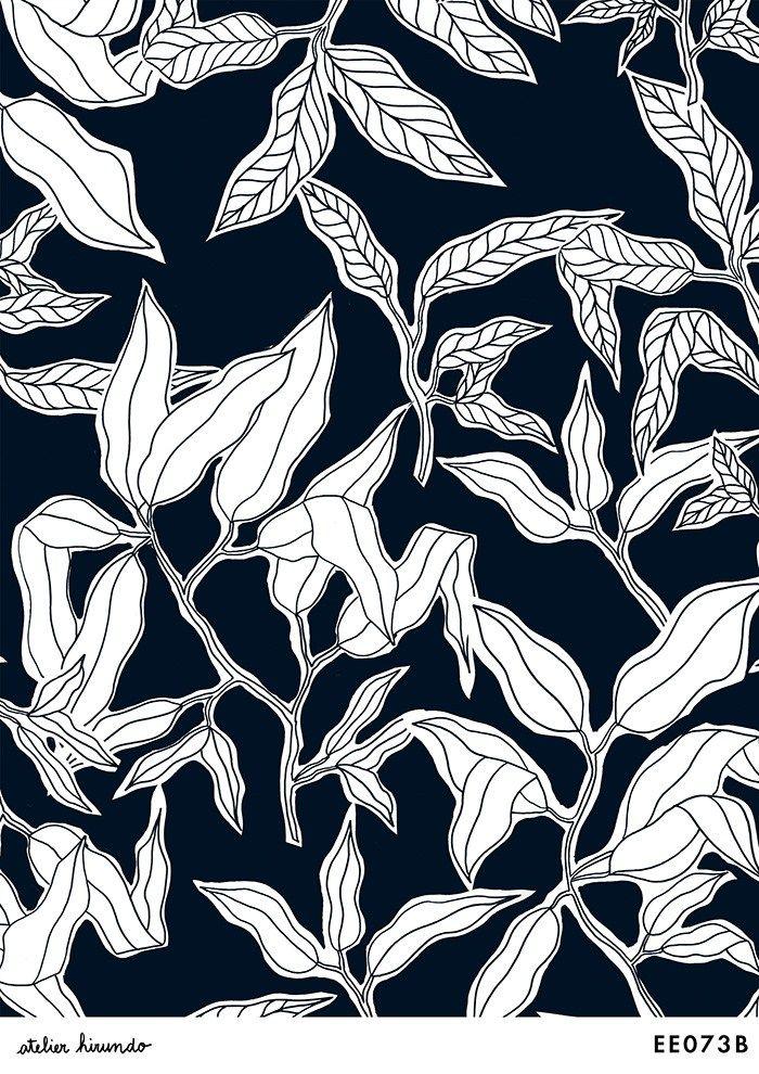 Atelier Hirundo / Elise ENJALBERT #floral #floralprint #botanical #botanicalprint #illustration #drawing #textiledesign #textileprint #flowers #surfacedesign #pattern #motif #patterndesign #print #design #graphic #atelierhirundo