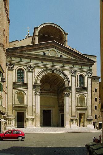 :) Mantua: Basilica di Sant'Andrea - Alberti: