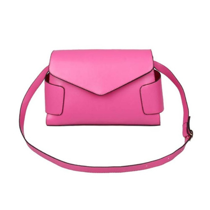 Plain All-match Shoulder Bag Crossbody Bag