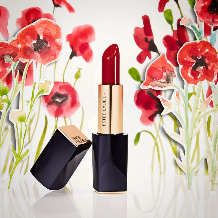 Pull them in with colour, and leave them wanting more — get a lipstick that does both. It's Pure Color Envy. #esteelauder