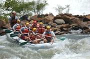 Riding the rapids near Chattanooga, TN=)