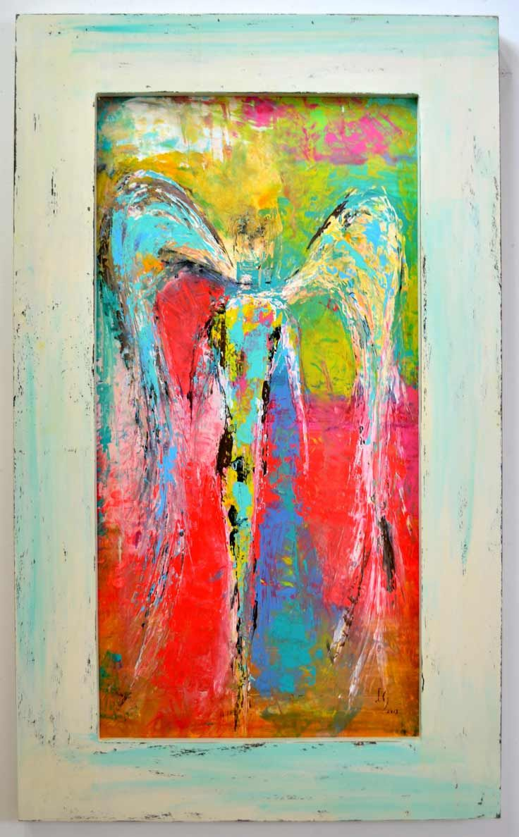 Angel paintings and angel art visit our page at http www ivanguaderrama