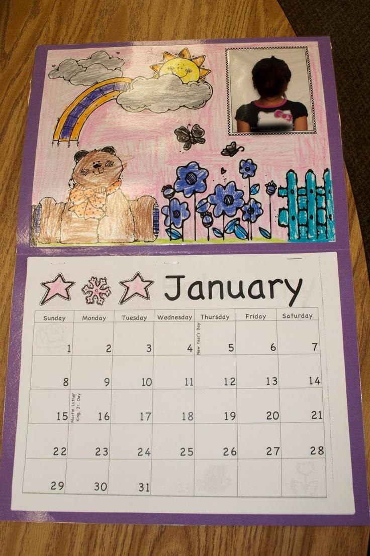 Kindergarten Calendar For Parents : Best calendar images on pinterest teaching ideas