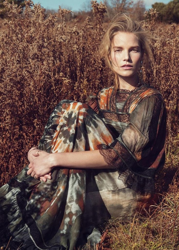 Suvi Koponen by Sebastian Kim for Vogue Russia February 2016