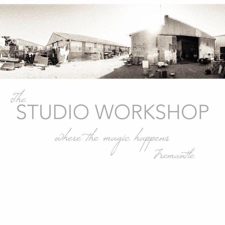 "34 Likes, 1 Comments - Noggin (@scratchyanoggin) on Instagram: ""| THE STUDIO WORKSHOP | . The Studio Workshop... where the magic happens... . Fremantle WA .…"""