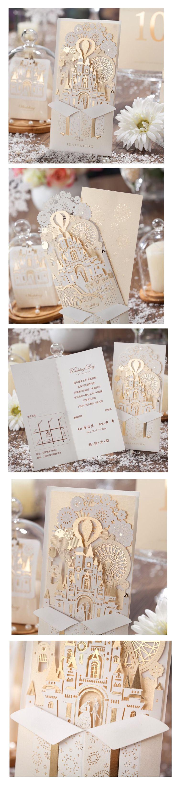 Mickey and Minnie Wedding Theme Ideas  Disney Wedding Theme Ideas Fantastical Weddings Invitations  fantasticalweddings.com  3D Disney Wedding Invitations | Amazon.com