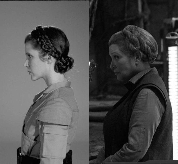 ̶P̶r̶i̶n̶c̶e̶s̶s̶ General Leia Organa | The Force will be ...