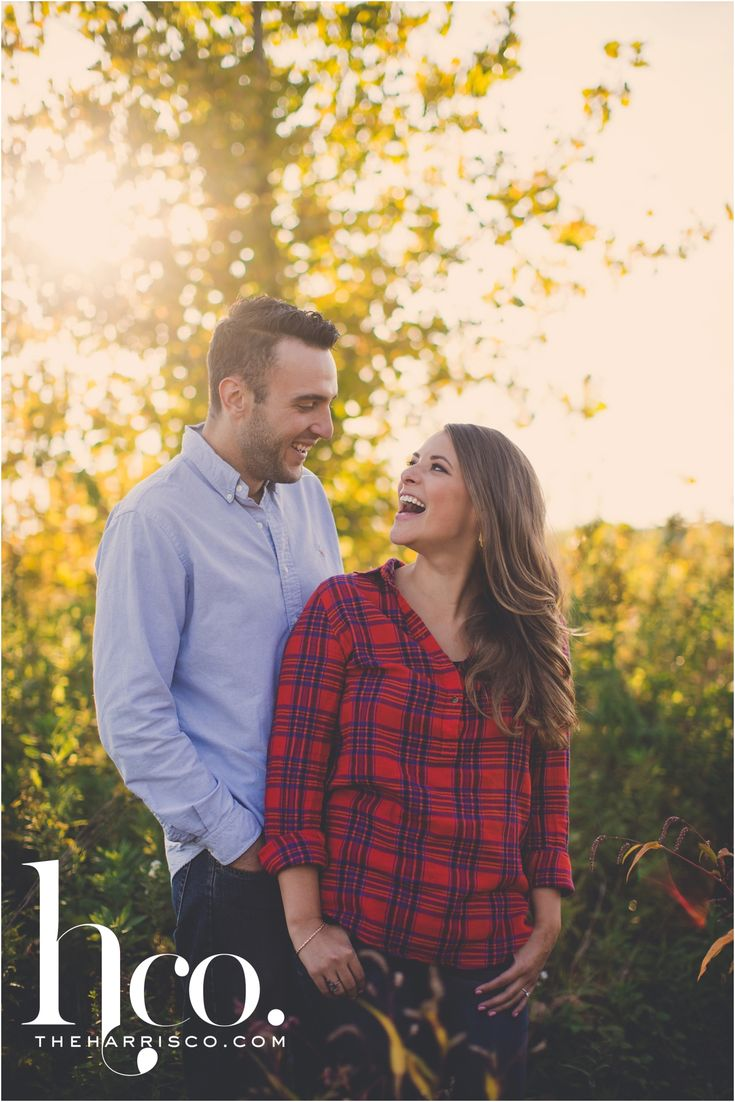 Romantic engagement shoot | rustic field| country engagement session | Albany International Airport engagement session| plane engagement pics| photo by makayla jade of the harris company