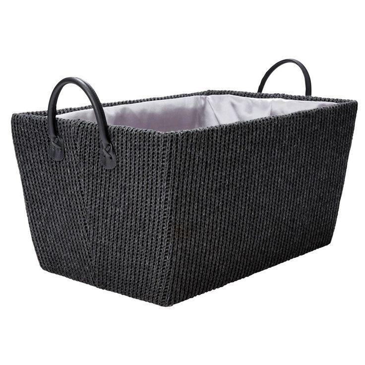 tapered Storage Basket homemaker