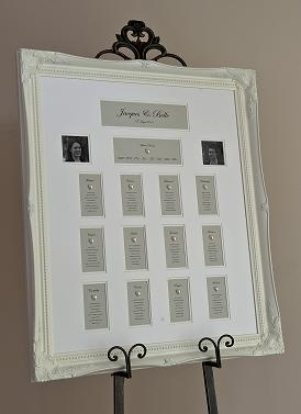 187 best table plans numbers images on pinterest wedding ideas vintage wedding table plan from jacquabelle junglespirit Choice Image