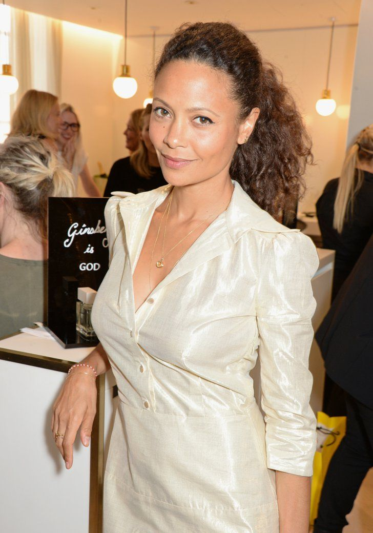 Pin for Later: The Hot Hollywood Mamas of 2014 Thandie Newton