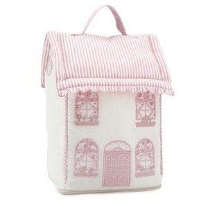 doorstop - Laura Ashley fabric Dolls House