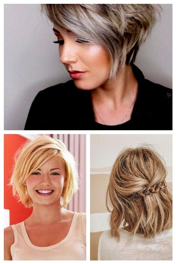 Perfect Short Pixie Haircut Hairstyle Plus Size Women Round Faces Elegant Short Kurzefrisuren Elegan Short Pixie Haircuts Pixie Haircut Hairstyles Haircuts